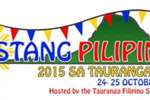 Two Weeks to go until Pistang Pilipino 2015 sa Tauranga